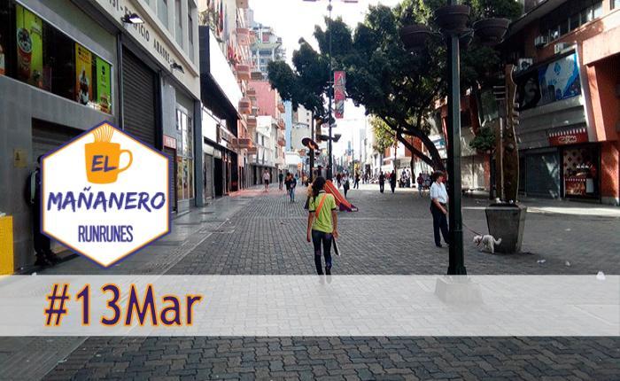 El Mañanero #13Mar: las 8 noticias que debes saber