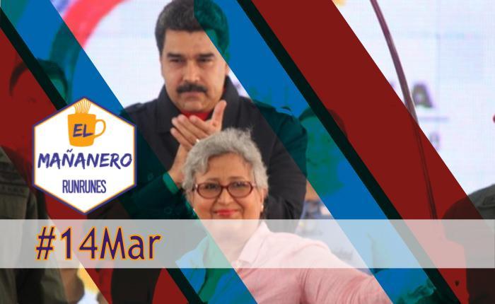 El Mañanero #14Mar: las 8 noticias que debes saber