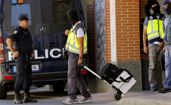 Policía española liberó a venezolanas y dominicanas explotadas sexualmente