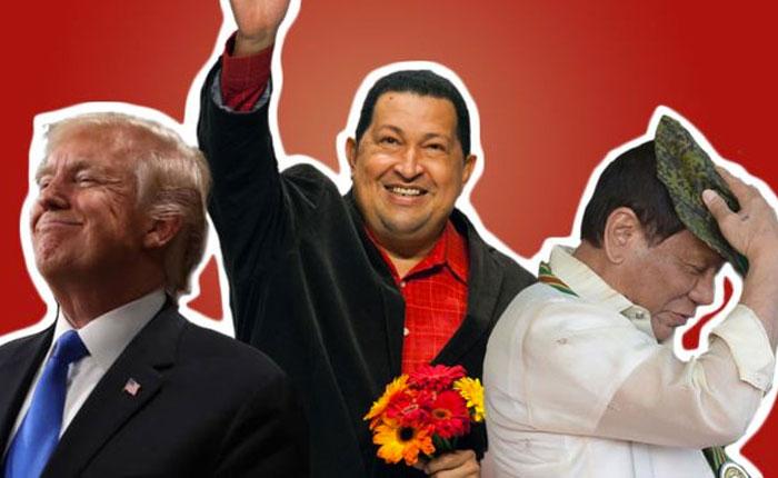 ¿Qué significa el término populismo, que se usa tanto para describir a Donald Trump como al fallecido Hugo Chávez?