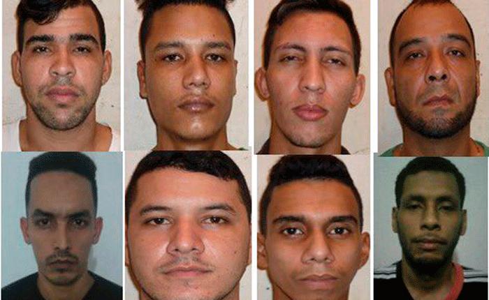 58 presos se fugan de calabozos  de la  Policía de Nueva Esparta