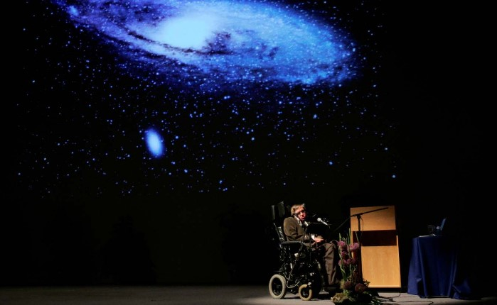 Murió Stephen Hawking, el explorador del universo