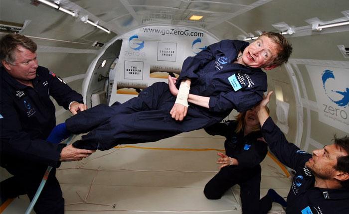 Stephen Hawking y el buen humor, por Edward Rodriguez