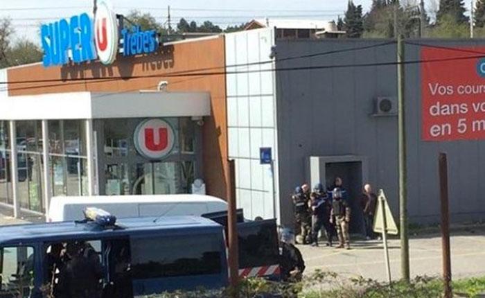 Francia: Toma de rehenes en un supermercado deja al menos a cuatro personas muertas, incluyendo el secuestrador
