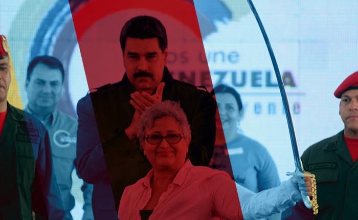 Detrás de las sanciones | El ojo de Estados Unidos, Canadá y la Unión Europea está en 78 funcionarios venezolanos