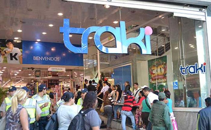 En tiendas Traki aceptan dólares y euros en efectivo como forma de pago