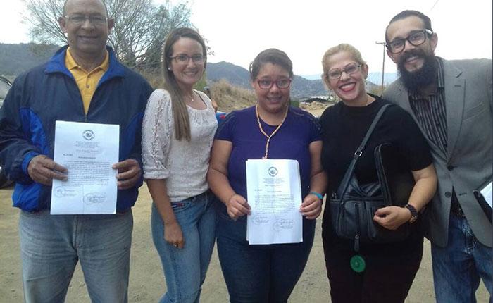 Liberada con medidas cautelares Vanessa Barroso, directora de la Fundación de Óscar Pérez