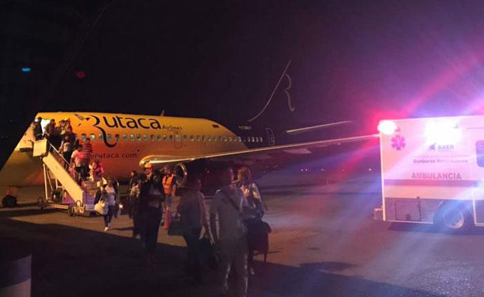 Aviones en Venezuela: un chequeo que quedó en el aire