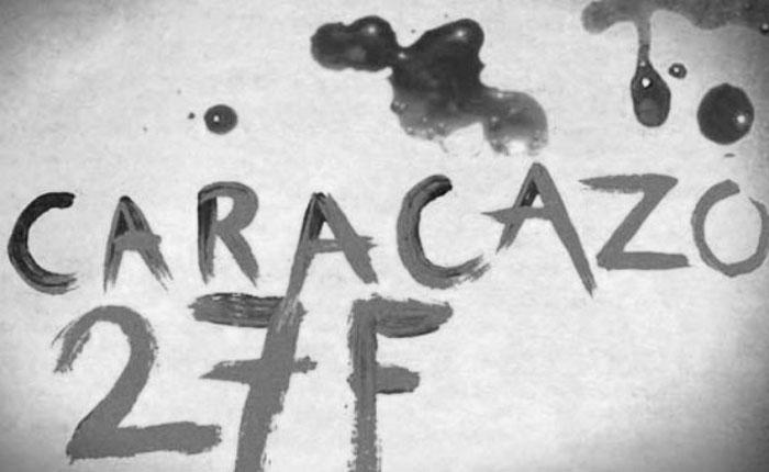 """""""Februa"""" para el recuerdo del Caracazo, por Alejandro Armas"""