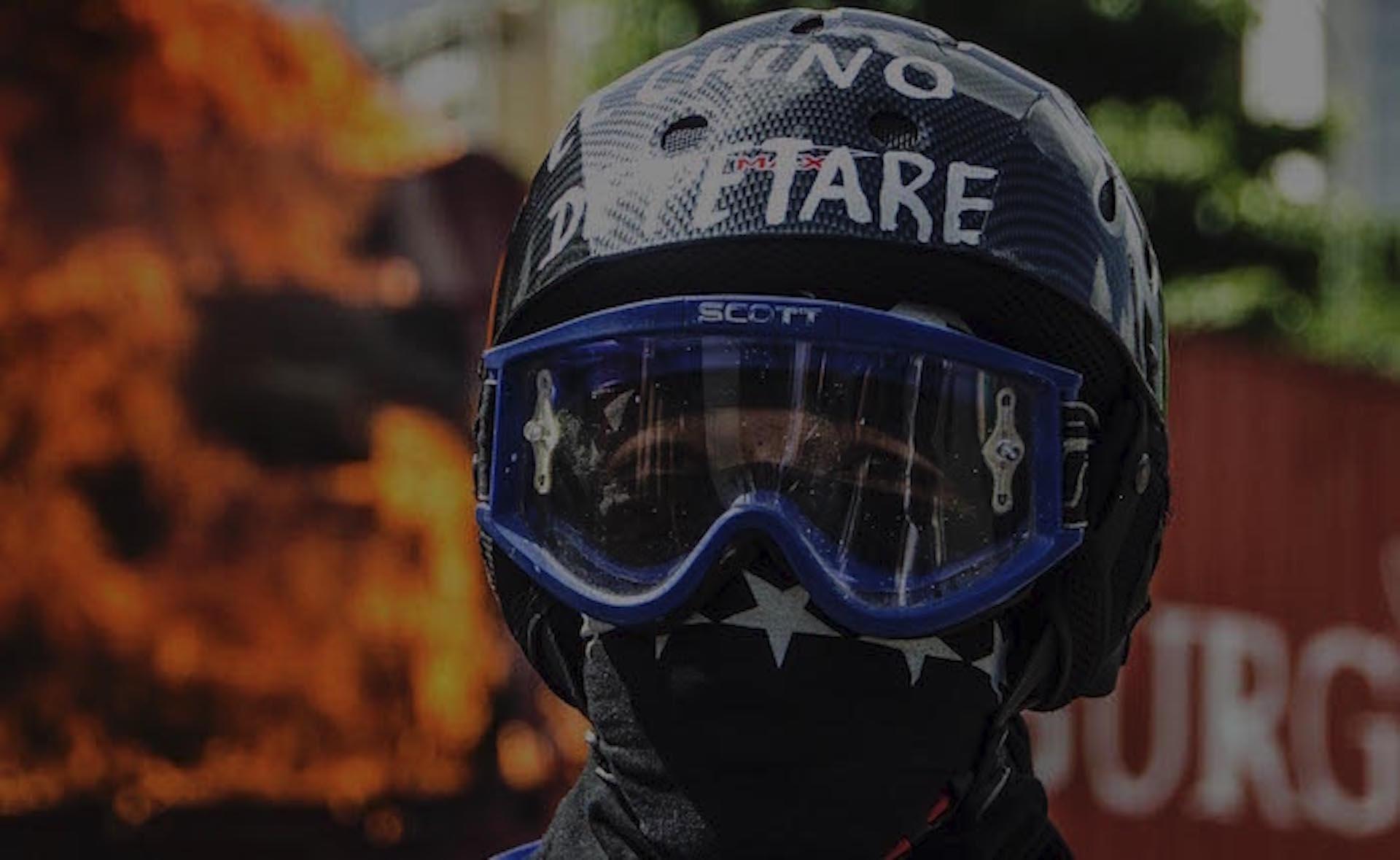 Protestas 2017: Memorias de calle, furia e impunidad