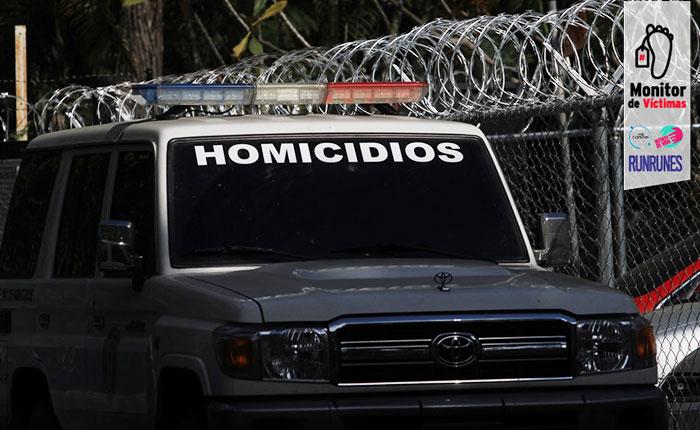 #MonitorDeVíctimas | Mataron a dos hermanos durante una fiesta en Petare