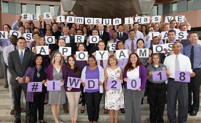 Embajada de los EE.UU. lleva a cabo diversas actividades para empoderar a las mujeres