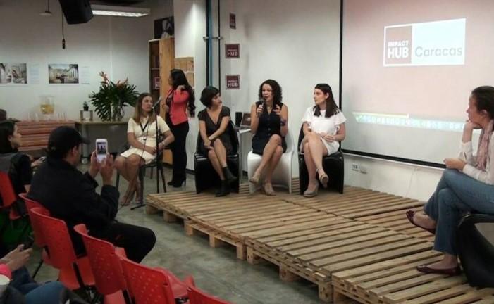 Impact Hub Caracas celebra el Día Internacional de la Mujer resaltando el rol de las emprendedoras