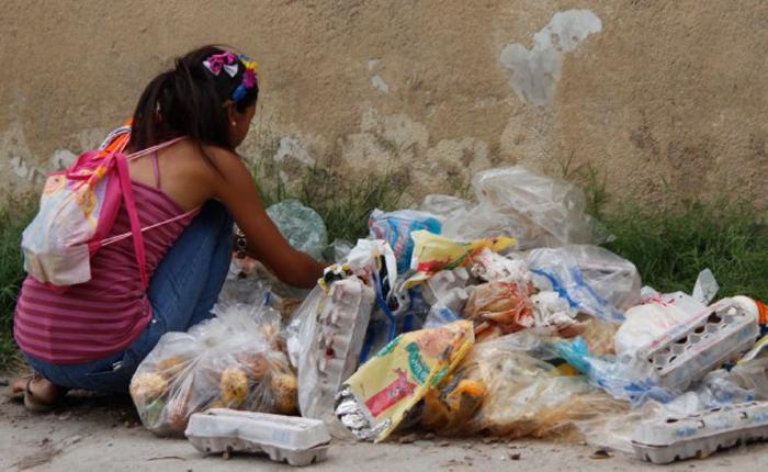 Desnutrición infantil en Venezuela puede alcanzar en 25 %