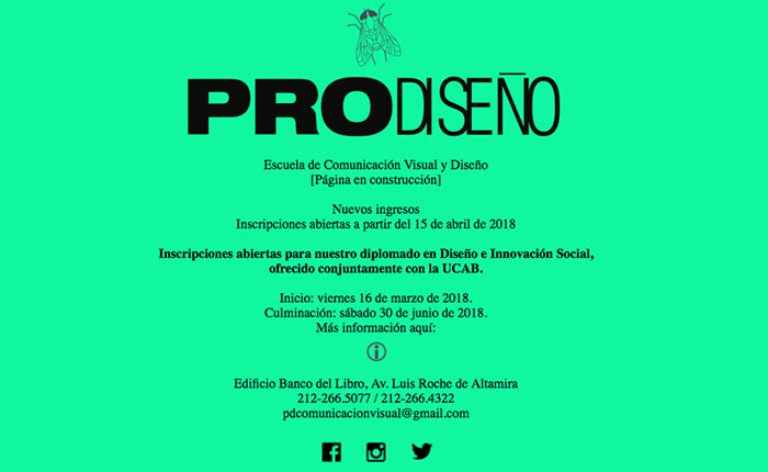 UCAB y ProDiseño se unen para ofrecer diplomado en diseño e innovación social