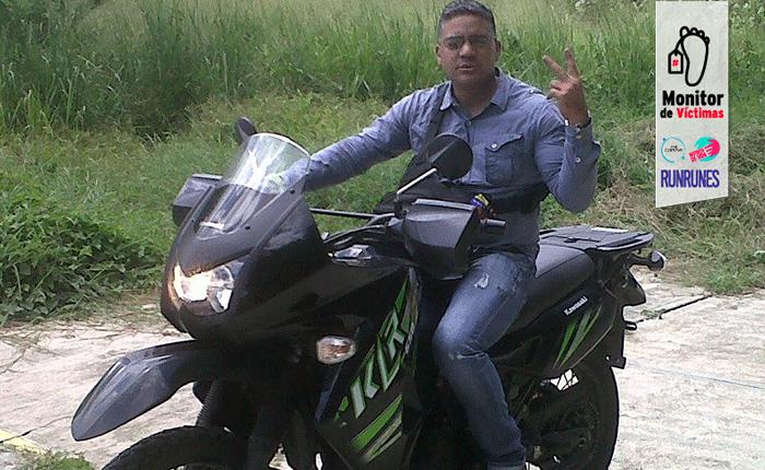 #MonitordeVíctimas | Asesinan a escolta para robarle la moto