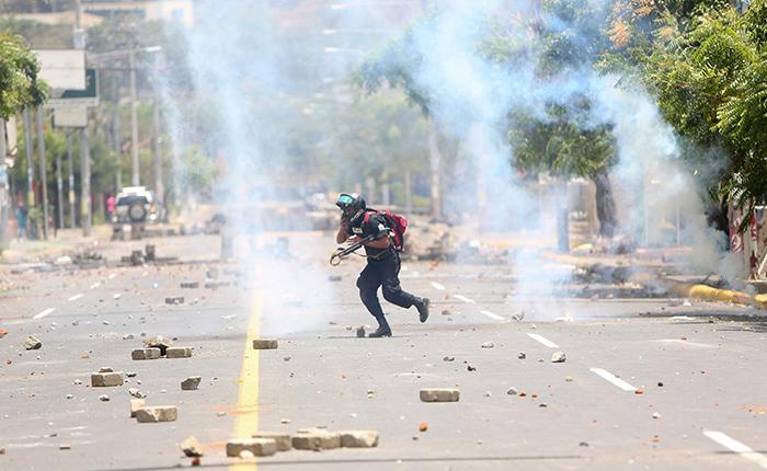 Más de 25 personas han muerto durante protestas en Nicaragua