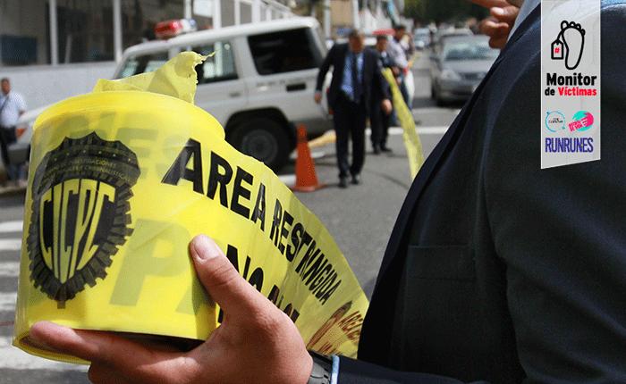 #MonitordeVíctimas | Mesonero fue asesinado por su primo en el restaurante donde laboraba