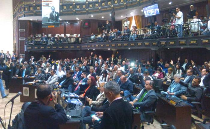 Asamblea Nacional aprueba solicitud para dar continuidad al antejuicio de mérito contra Nicolás Maduro