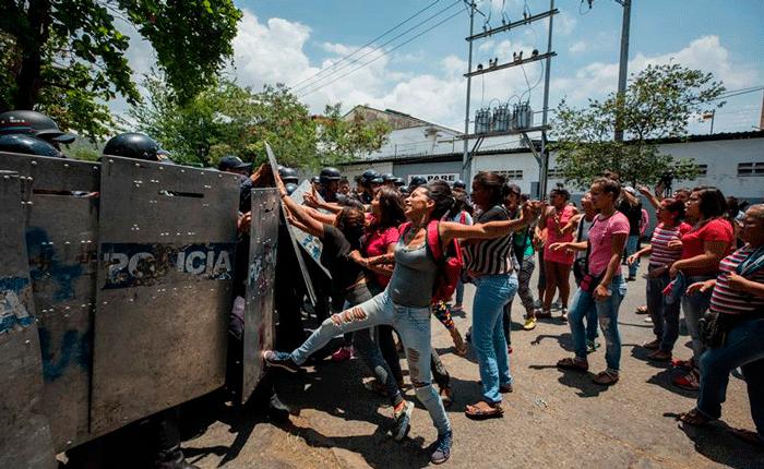 Al menos 10 personas fueron asesinadas en protestas en los tres primeros meses de 2018