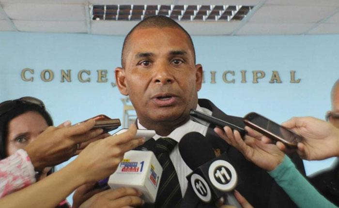 Detuvieron al presidente de la Cámara Municipal de Maracaibo, Carlos Armijo