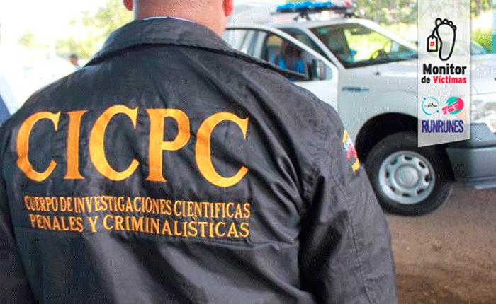 #MonitordeVíctimas | Dos hermanos murieron en el mismo operativo del Cicpc en Las Mayas