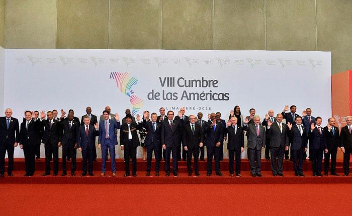 ¡Repudio CUMBRE a la dictadura!, por Armando Armas