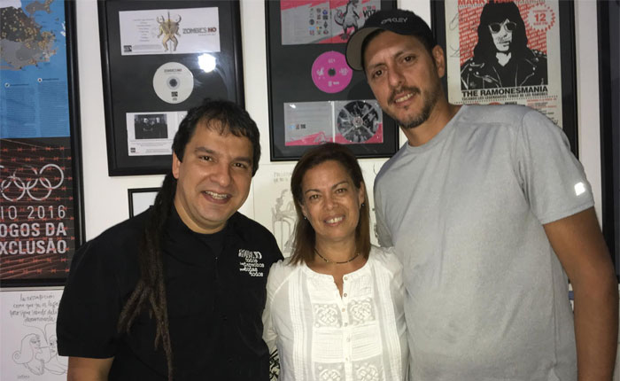 """Humano Derecho: con Desiree Álvarez y Amilcar Morales, promotores del evento """"Por la Vida y la Esperanza. Basta de Impunidad"""""""