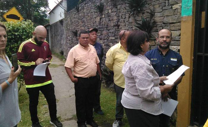 Diputados entregaron documento en solidaridad con el pueblo de Nicaragua