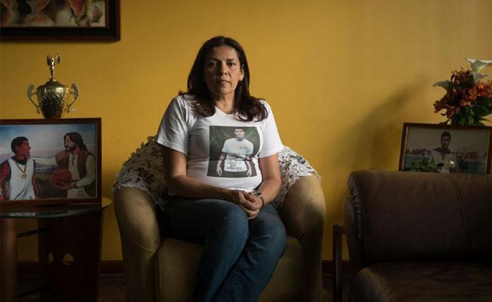 """A un año del asesinato de Juan Pablo Pernalete, su madre asegura que """"no seguir luchando significa traicionarlo"""""""