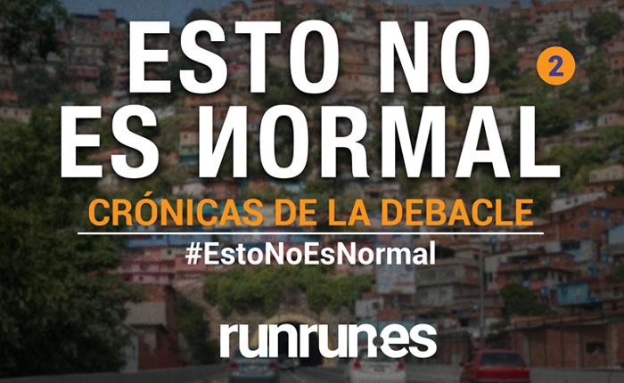 #EstoNoEsNormal El técnico y el módulo