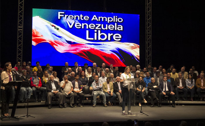 Frente Amplio celebra cabildos abiertos y asambleas ante elecciones presidenciales