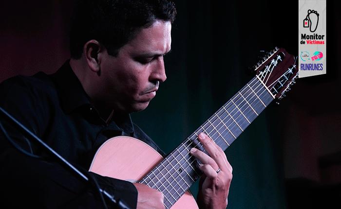 #MonitordeVíctimas | Capturan a presuntos asesinos de guitarrista José Luis Lara