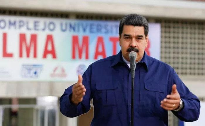 ¡Maduro sale ya!... pero el tipo no sale… Por Carlos Blanco