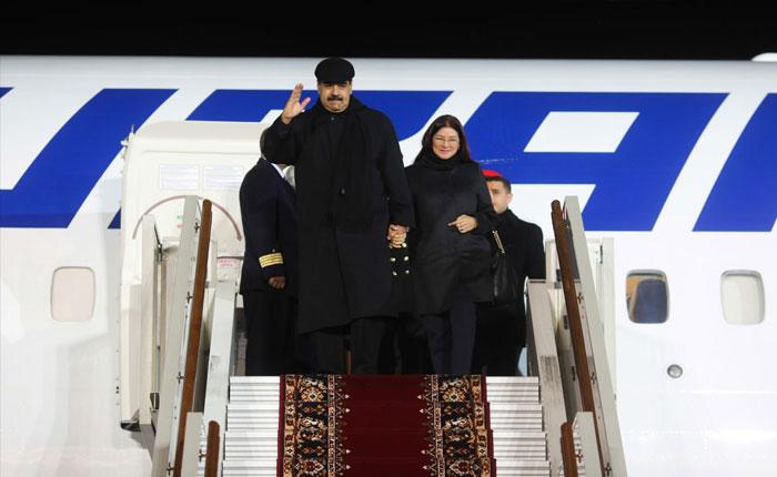 Viajes de Maduro sufrieron un aterrizaje forzoso