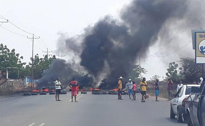 Maracaibo: un muerto y más de 40 detenidos en protestas por 20 horas de apagones