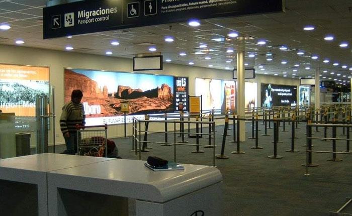 Contratista del Seguro Social venezolano debe responder por 90 mil euros que trató de ingresar en Buenos Aires