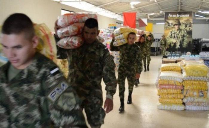 Colombia entrega ayuda humanitaria en frontera con Venezuela tras enfrentamientos entre ELN y ELP