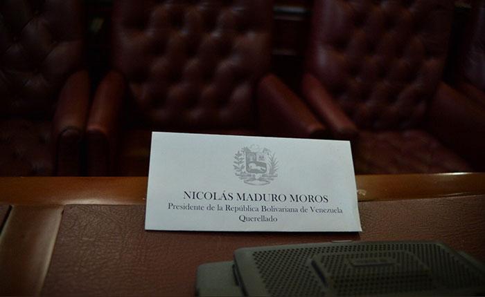 TSJ en el exilio: Hay méritos suficientes para enjuiciar a Nicolás Maduro