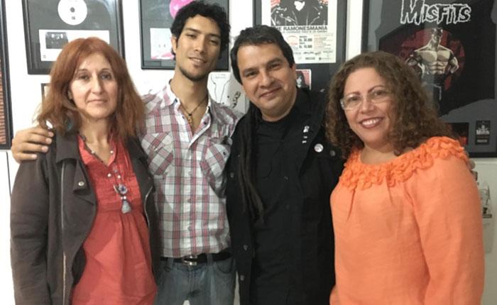 Humano Derecho: con Dorixa Monsalve, Maribel García y César Romero, representantes de la Plataforma No Al Arco Minero