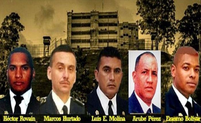 A 16 años del 11 de abril, policías detenidos siguen esperando por beneficio procesal