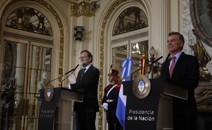 Rajoy y Macri no reconocerán resultados de elecciones de Venezuela