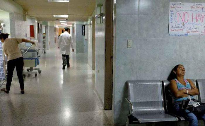 Enfermarse es contrarrevolucionario, por Carlos Patiño