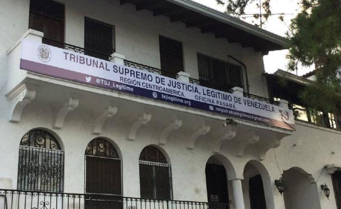 TSJ en el exilio estableció sede en Panamá
