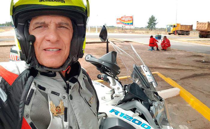 Asaltantes asesinaron y enterraron en Caucagua a motociclista desaparecido
