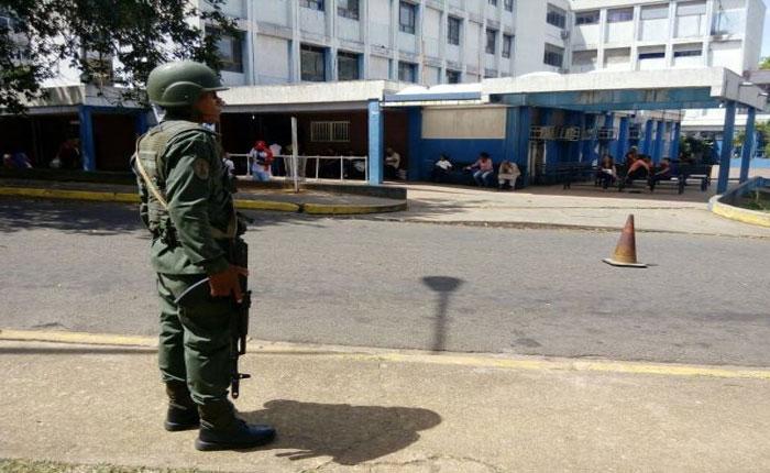 """En Bolívar: """"Me enteré que mi hijo estaba muerto porque alguien en el calabozo me dijo"""""""