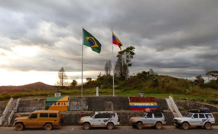 Brasil reitera que no ve motivos para cerrar frontera con Venezuela