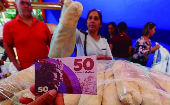 """El Caribe: La nueva moneda que lanza la Alcaldía de Caracas para enfrentar """"la guerra económica"""""""