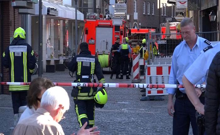 Al menos tres muertos y 30 heridos dejó atropello múltiple en Alemania