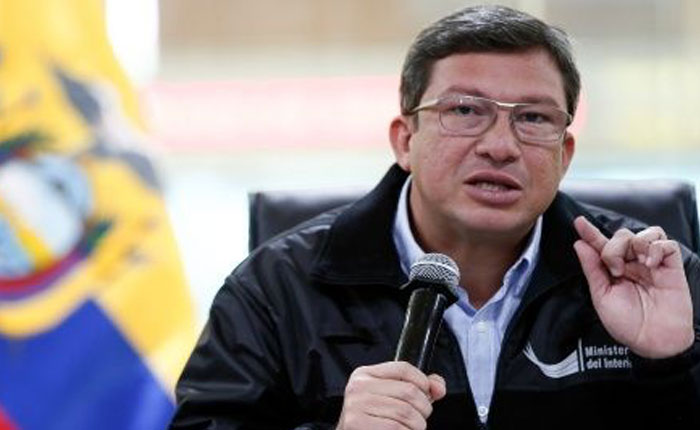 Autoridades de Ecuador confirman secuestro de una pareja en la frontera con Colombia
